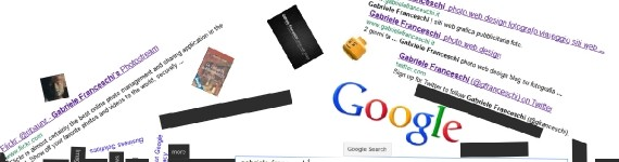 INTERNET: Google Gravity gravità pesante per le tue ricerche